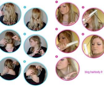 comment se faire une coiffure wavy