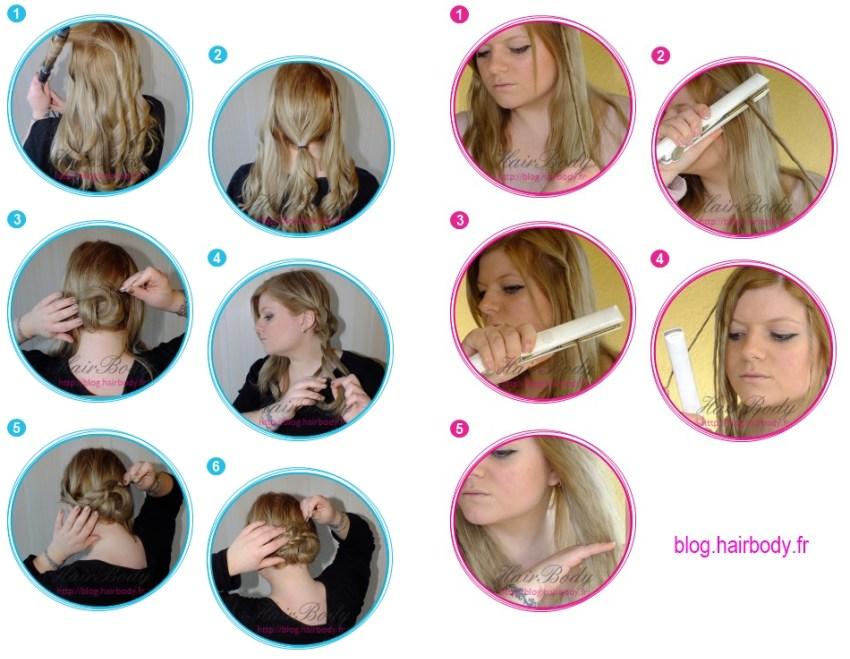 Comment se faire une coiffure wavy - Fabriquer une coiffeuse ...