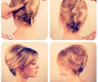 comment coiffer les cheveux