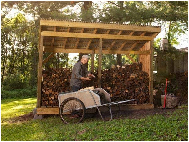 comment construire abris bois ~ Construire Un Abris En Bois