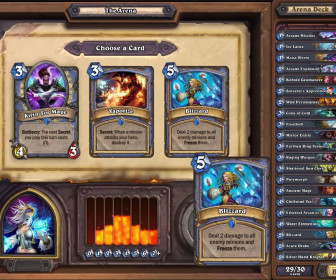 comment construire deck hearthstone