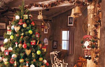 comment décorer arbre de noel