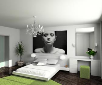 comment décorer chambre zen