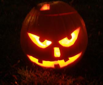 comment décorer citrouille halloween