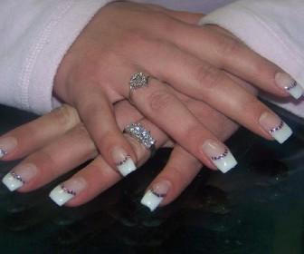 comment décorer faux ongles