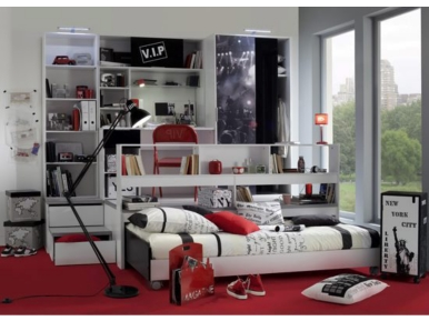 comment d corer un studio de 18m2. Black Bedroom Furniture Sets. Home Design Ideas