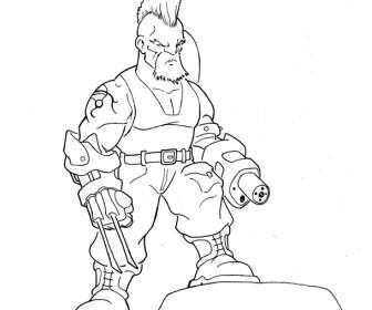 comment dessiner des personnages