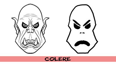 Comment dessiner quelque chose qui fait peur - Dessin de fantome qui fait peur ...