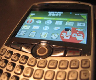 comment faire ê blackberry