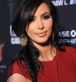 comment faire coiffure kim kardashian