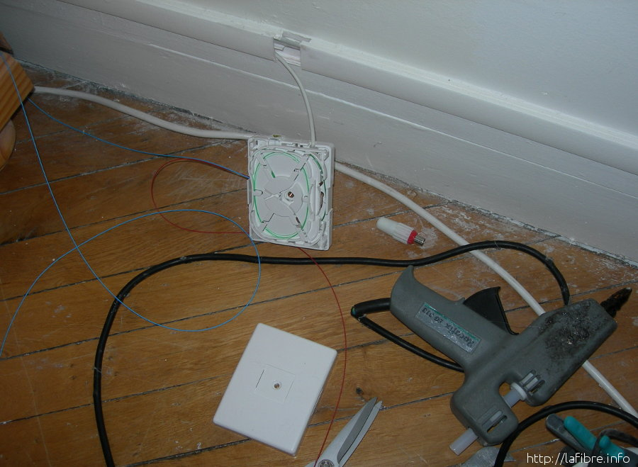 Comment faire installer la fibre - Installation fibre optique maison individuelle ...