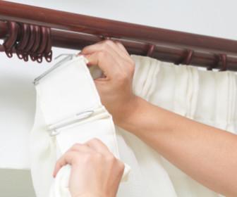 comment laver rideaux 100 polyester