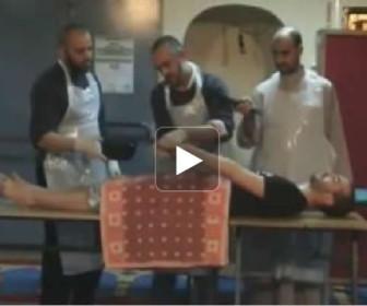 comment laver un mort islam
