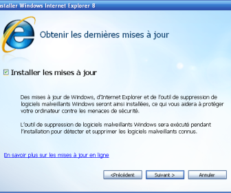 comment nettoyer internet explorer