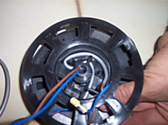 Comment r parer enrouleur aspirateur - Demonter un radiateur electrique ...