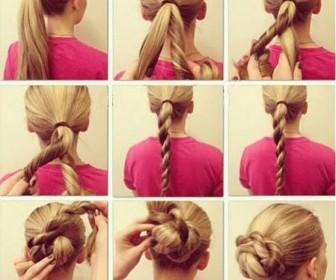 comment se coiffer femme