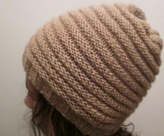 comment tricoter tuque